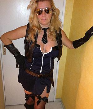 Femme mûre célib sexy et rock'n'roll