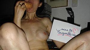 Webcam sexe et plan cul Cougar à Toulon