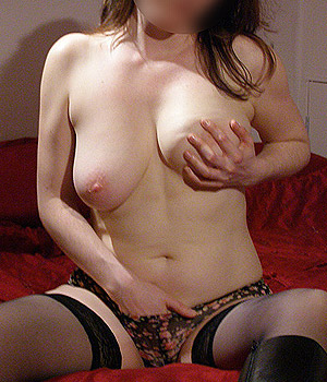 Femme mariée et infidèle sexy