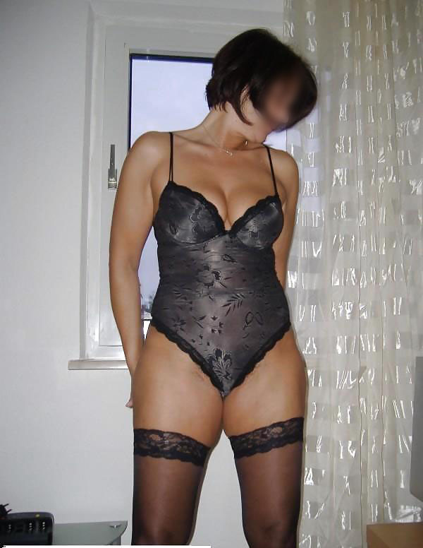 Ensemble sexy de lingerie