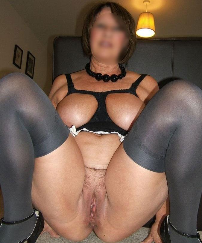 Femme mature salope