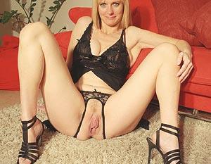 Femme mature et sexy