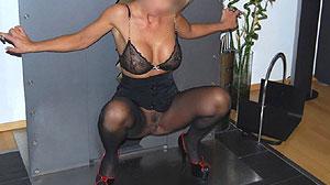 Plan cul urgent Cougar sexy de Bourges