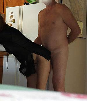 Je baise ma femme par derrière