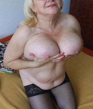 J'ai une grosse paire de seins à offrir