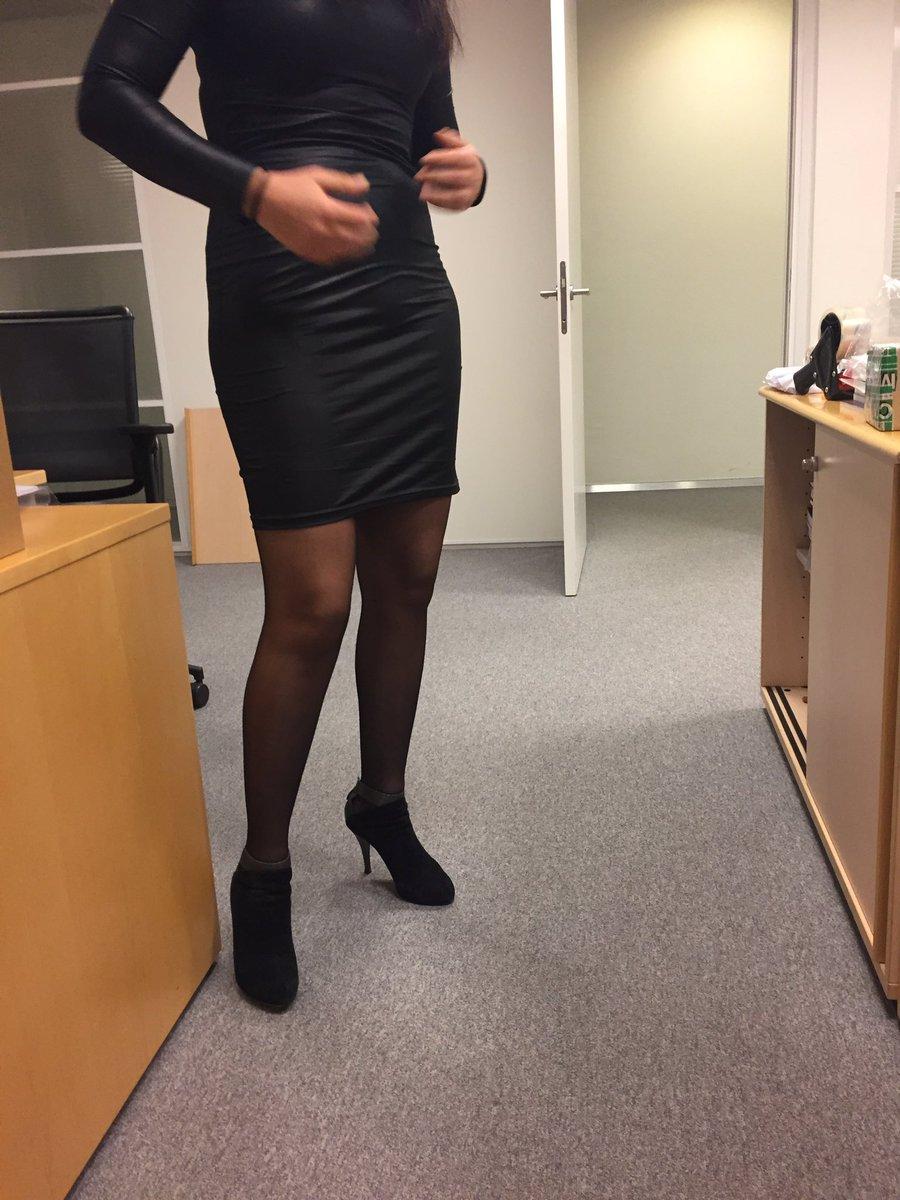 Robe sexy noire
